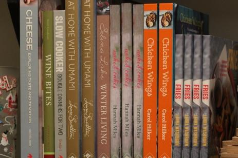 cookbooks t shop