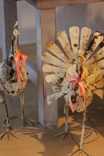 iron turkeys